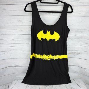 DC Comic Batman Women's Nightgown Sleepwear Large